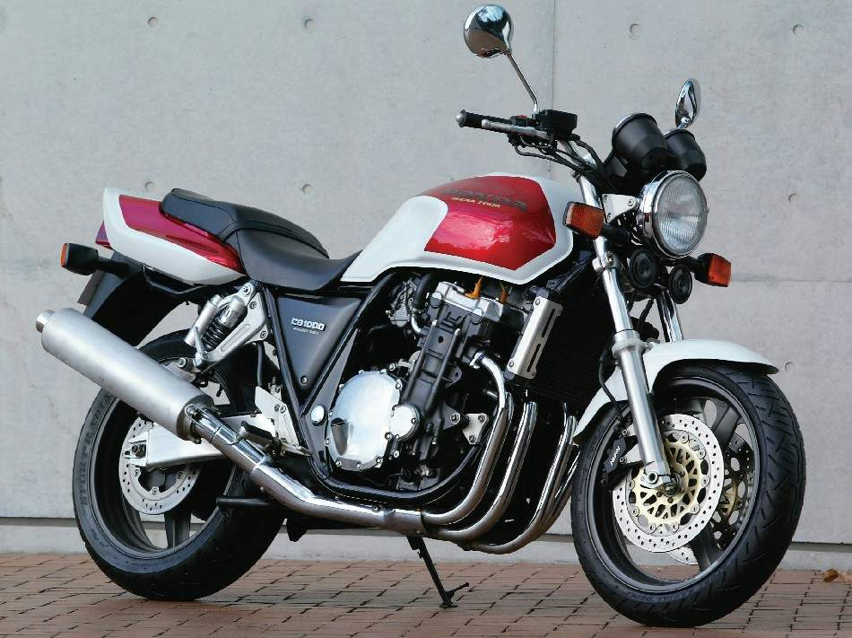 Мотоцикл Honda CB 1000 Big one Super Four 1992