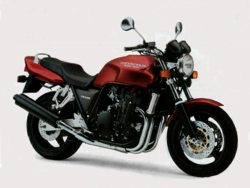 Мотоцикл Honda CB 1000 Big one Super Four 1994