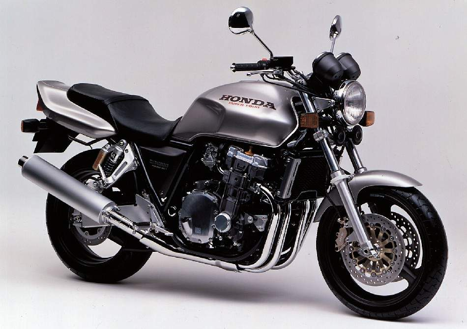 Мотоцикл Honda CB 1000 Big one Super Four 1996