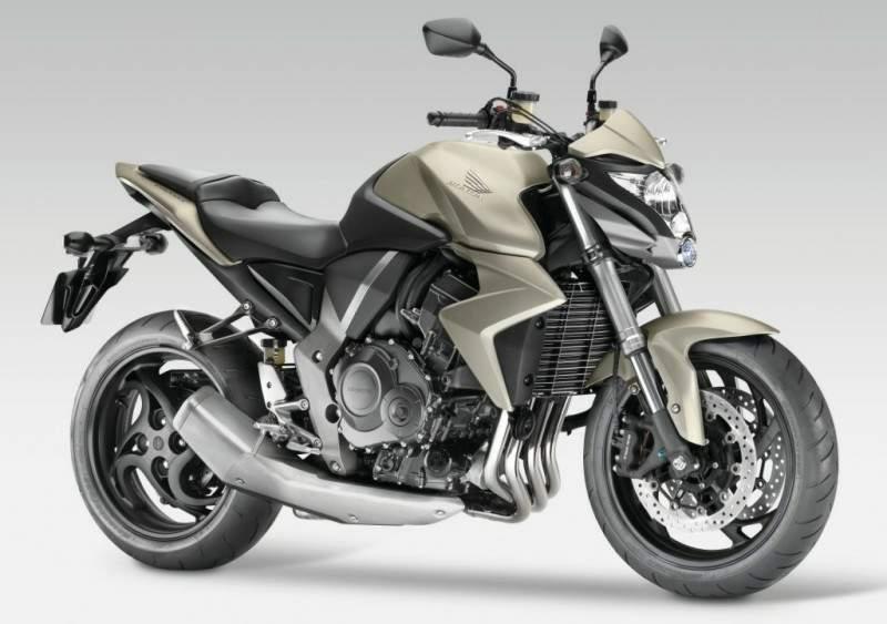 Мотоцикл Honda CB 1000R 2018 Цена, Фото, Характеристики