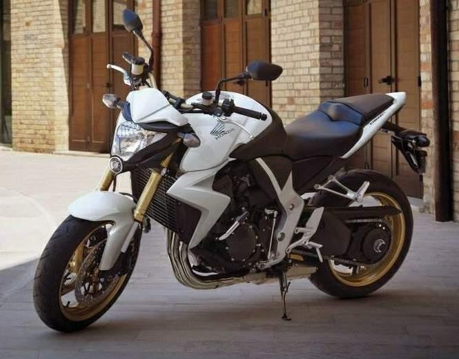 Купить б/у Honda CB 1000R инжектор 6 передач в Москве