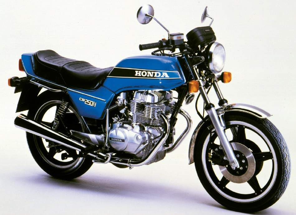 Мотоцикл Honda CB 250N Super Dream 1979