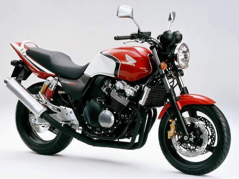 Мотоцикл Honda CB 400 Super Four 2012