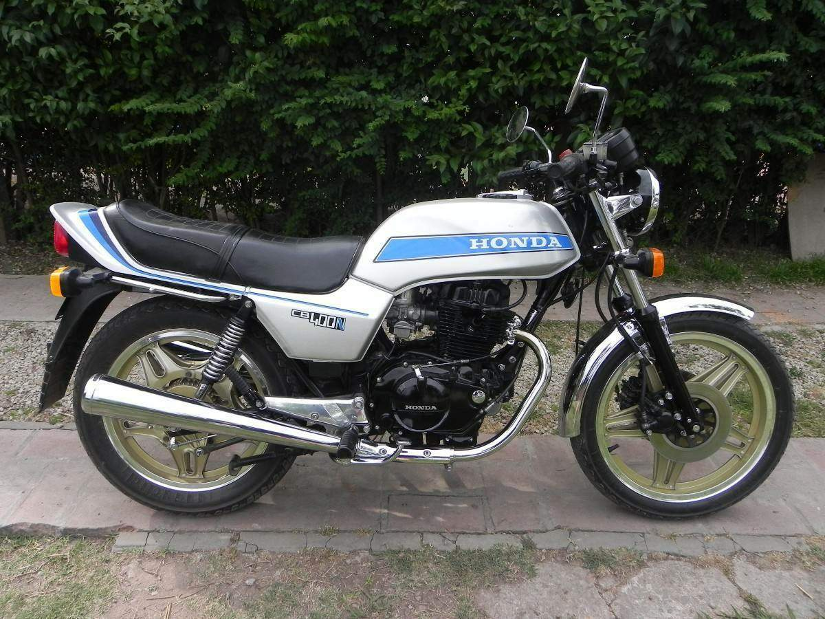 Мотоцикл Honda CB 400N Super Dream 1982
