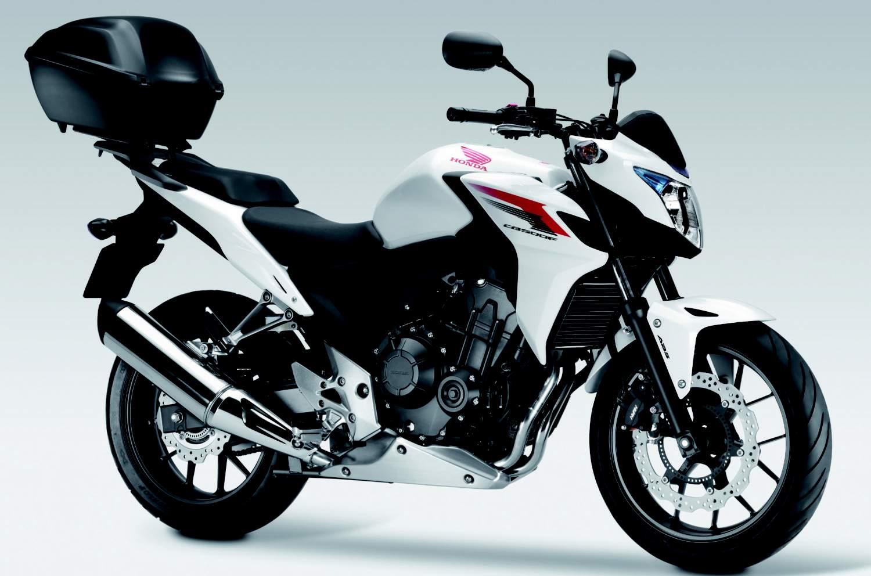 Honda CB 500 F Baujahr 2013 Bilder und technische Daten