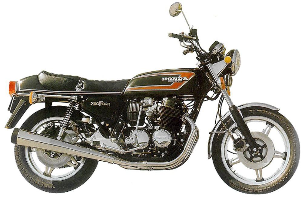 мотоциклы honda classic #11
