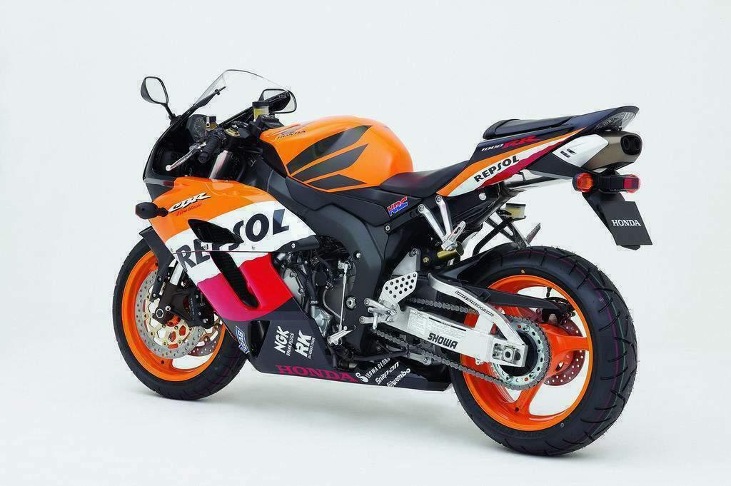 Запчасти для Honda CBR1000RR (08-09) - Запчасти для ...