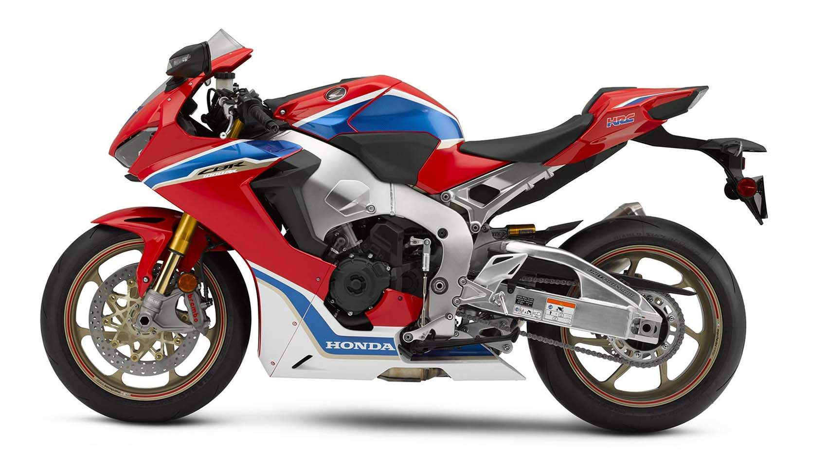 Мотоцикл Honda CBR 1000RR-SP Fireblade Limited Edition 2017
