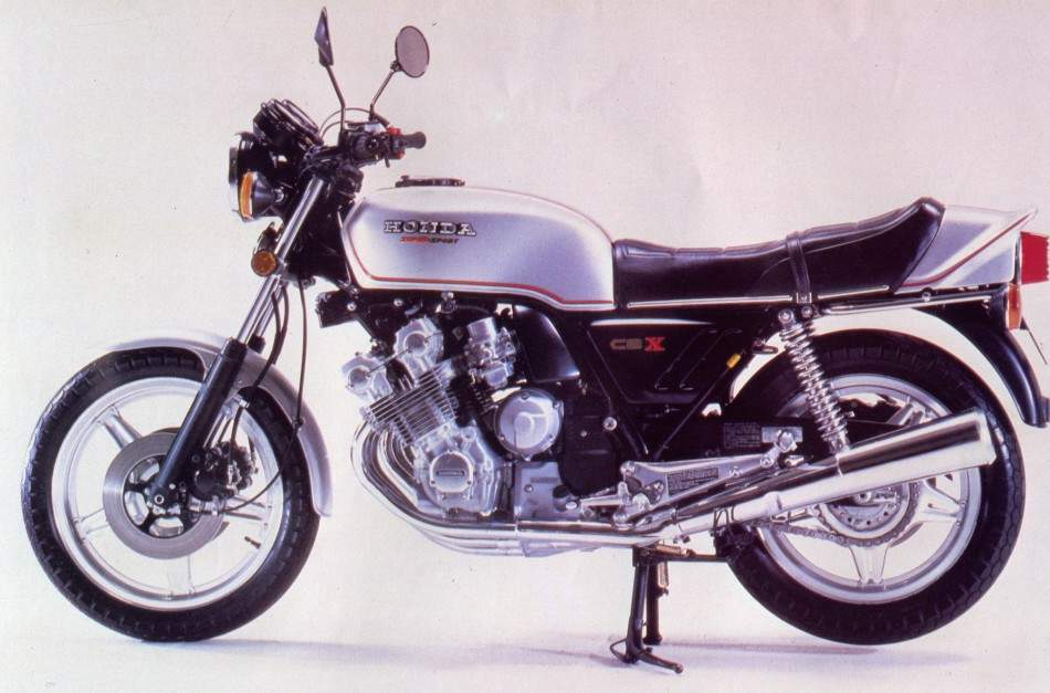 Мотоцикл Honda CBX 1000 Pre Production 1977