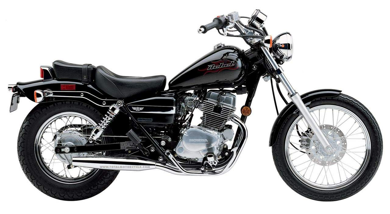 Мотоцикл Honda CMX 250 Rebel 2004