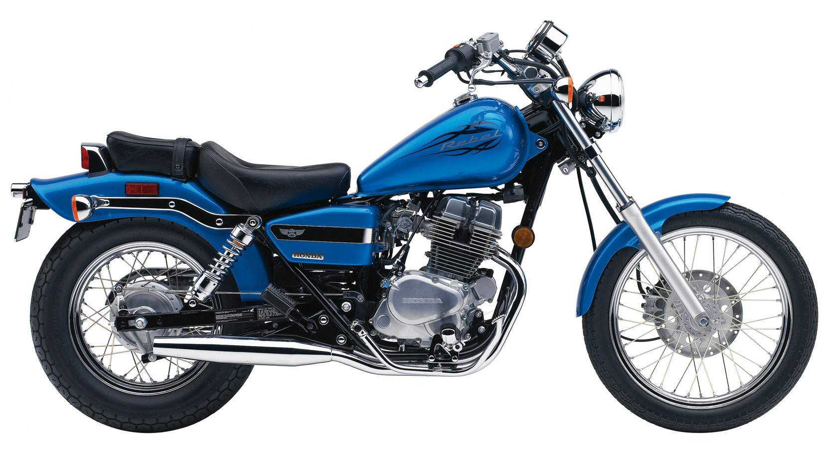Мотоцикл Honda CMX 250 Rebel 2010
