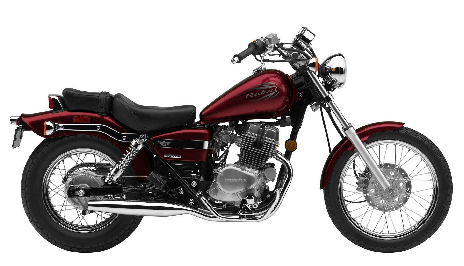 Мотоцикл Honda CMX 250 Rebel 2013