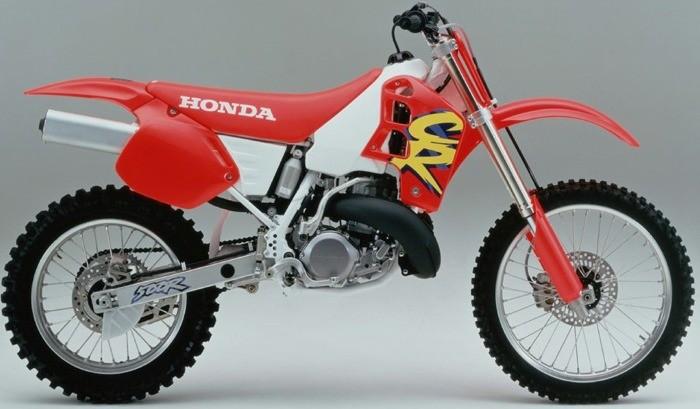 Honda cr 500 r 1994 for Honda cr 500
