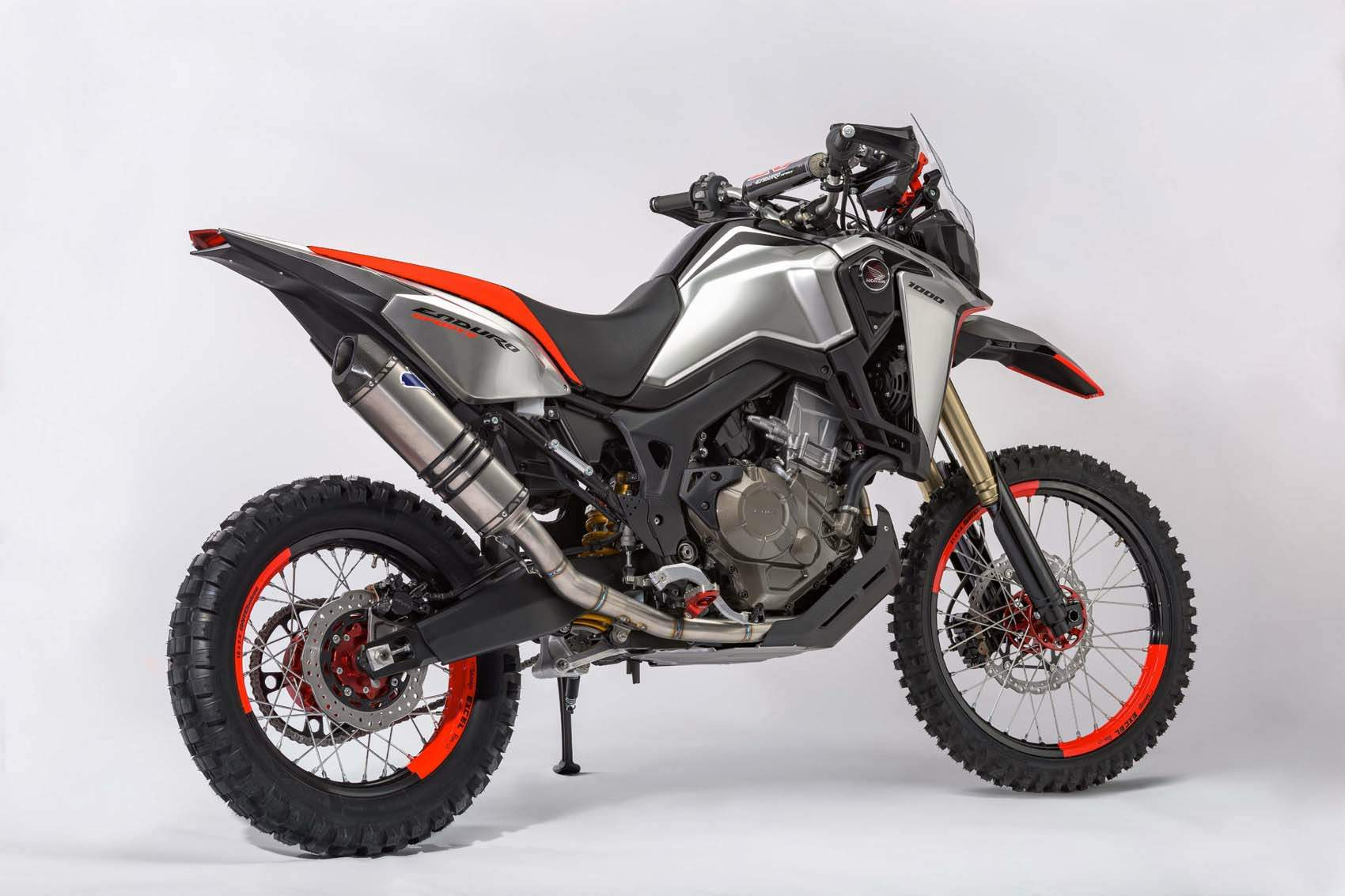 Мотоцикл Honda CRF 1000 Africa Twin Enduro Sports Concept 1990