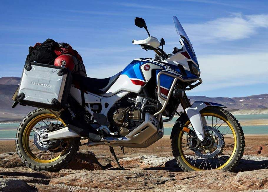 Мотоцикл Honda CRF 1000L2 Africa Twin Adventure Sports 2019