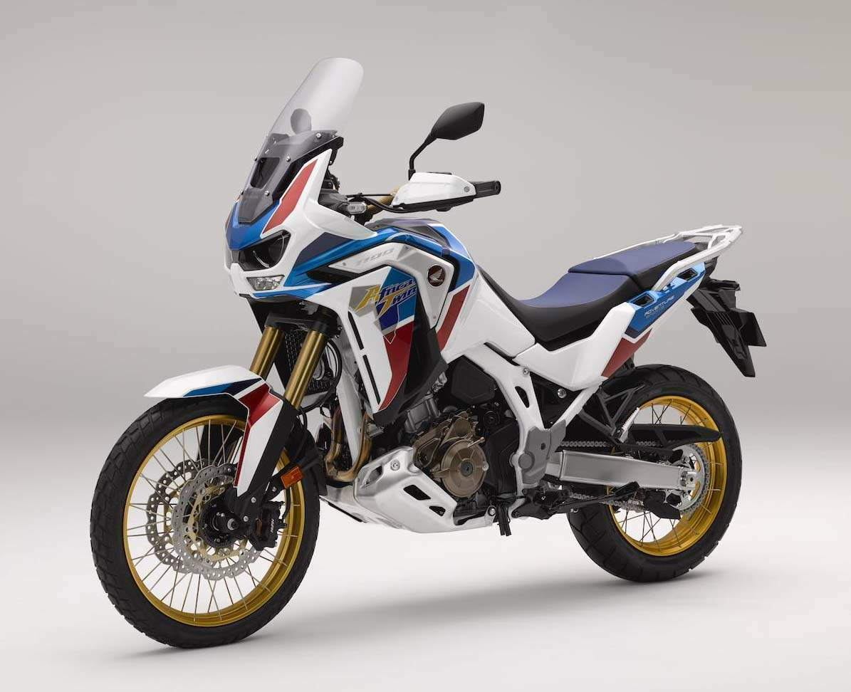 Мотоцикл Honda CRF 1100L Africa Twin Adventure Sports ES 2020