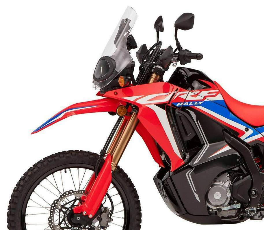 Мотоцикл Honda CRF 300 Rally 2021