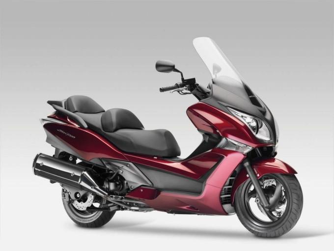 honda silver wing 400 технические характеристики 2009-