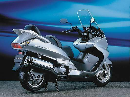 honda fjs 600 silverwing 2000. Black Bedroom Furniture Sets. Home Design Ideas