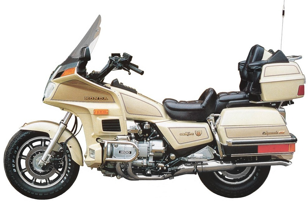 Мотоцикл Honda GL 1200 Gold Wing 1985