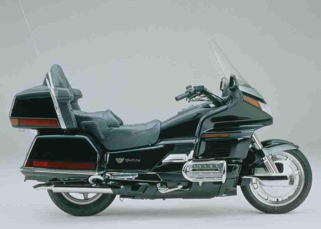 Мотоцикл Honda GL 1500 A GOLDWING ASPENCADE 1992