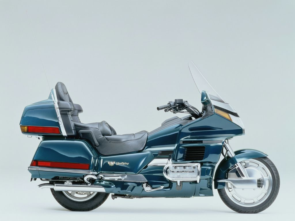 Мотоцикл Honda GL 1500 A GOLDWING ASPENCADE 1994