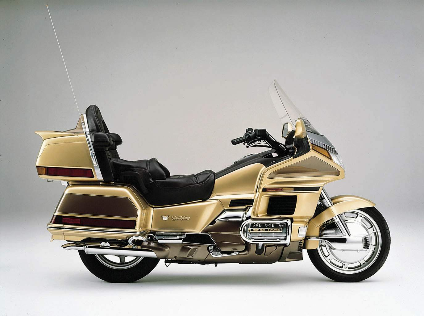 Мотоцикл Honda GLX 1500 Gold Wing 1988