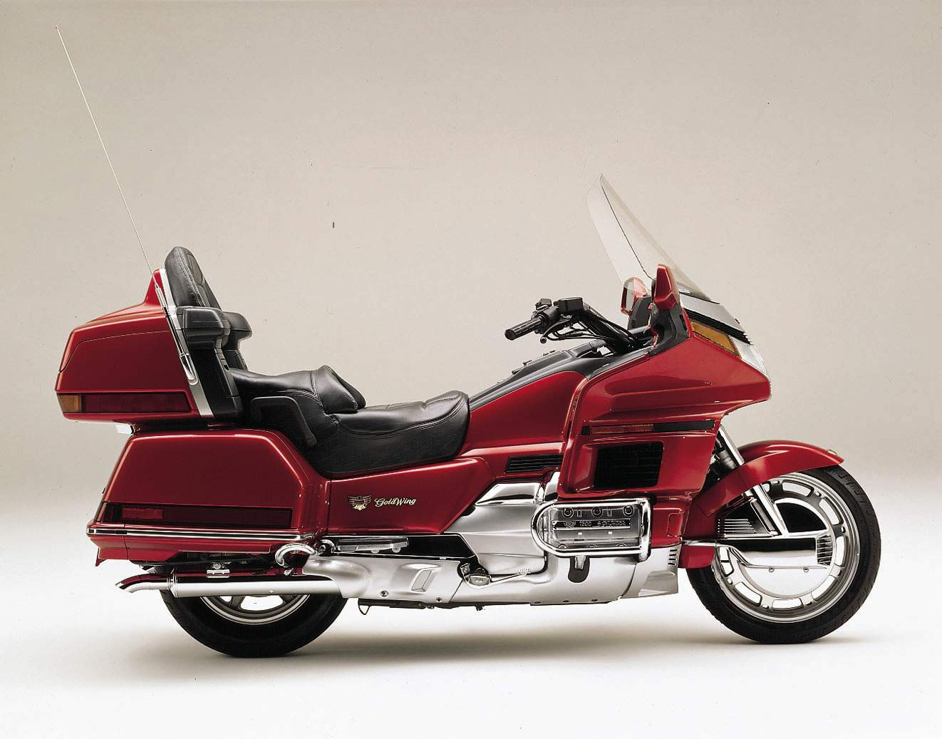 Мотоцикл Honda GLX 1500 Gold Wing 1991