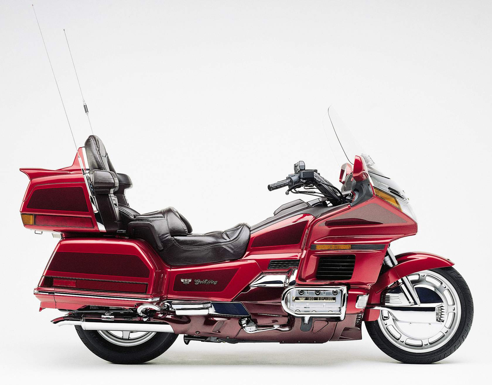 Мотоцикл Honda GLX 1500 Gold Wing 1996