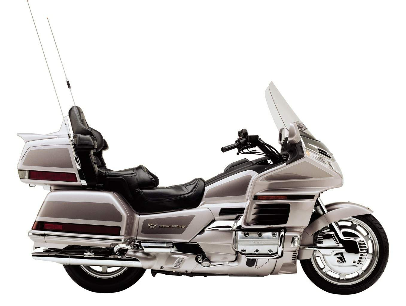 Мотоцикл Honda GLX 1500 Gold Wing 1998