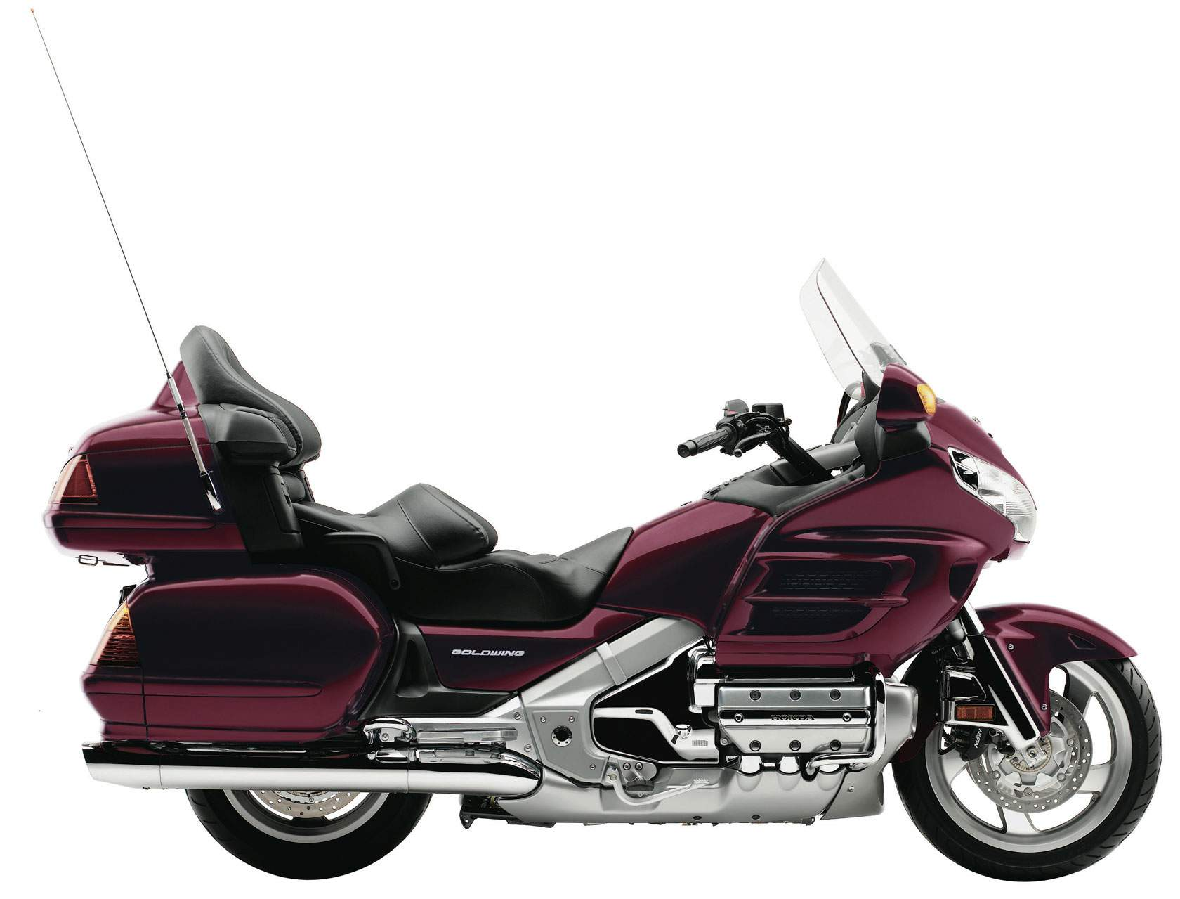 Мотоцикл Honda GLX 1800 Gold Wing 30th Anniversary 2005