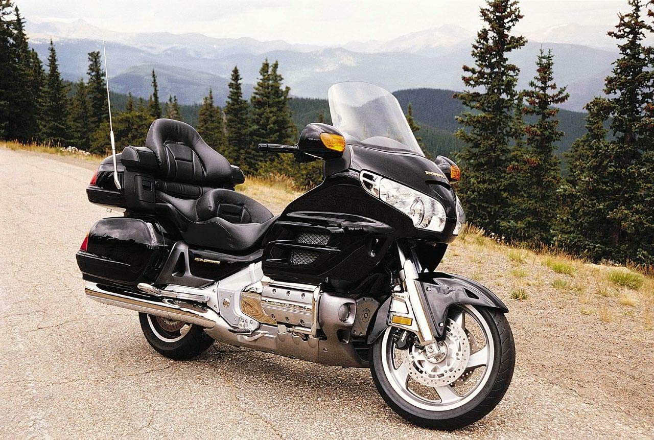 Мотоцикл Honda GLX 1800 Gold Wing 2001