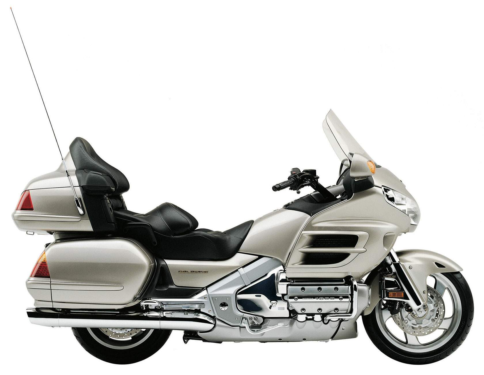 Мотоцикл Honda GLX 1800 Gold Wing 2004