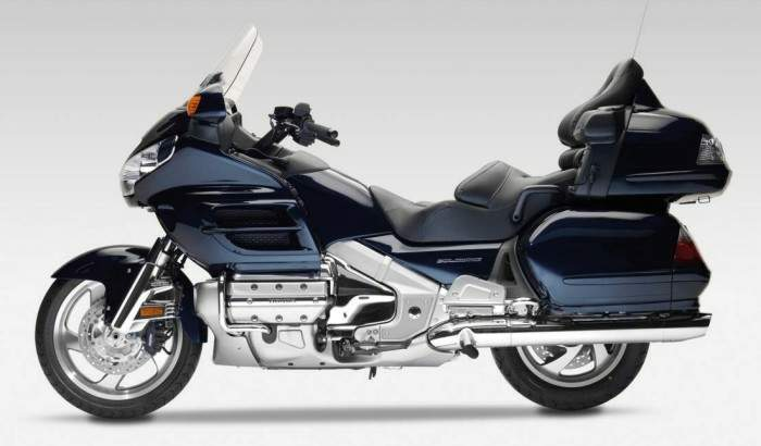 Мотоцикл Honda GLX 1800 Gold Wing 2009