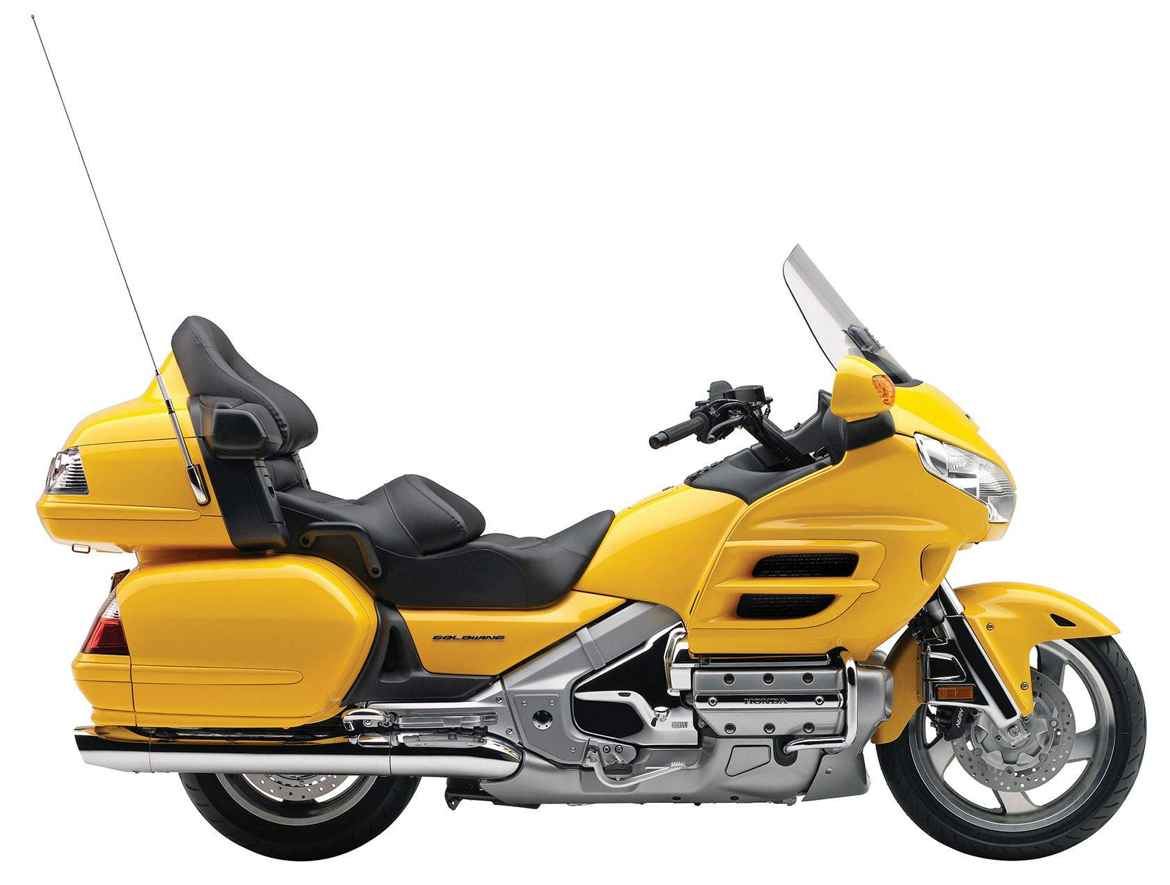 Мотоцикл Honda GLX 1800 Gold Wing 2010