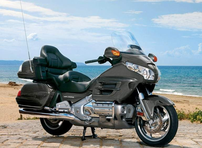 Мотоцикл Honda GLX 1800 Gold Wing 2012
