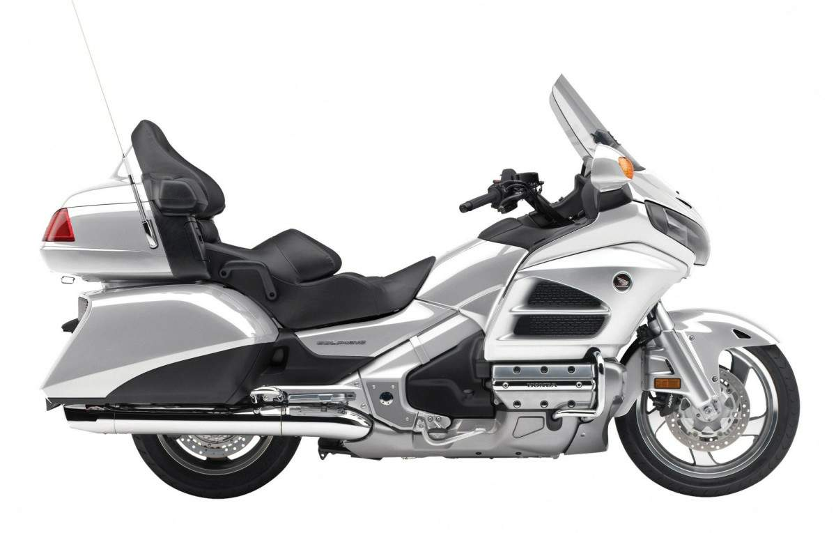 Мотоцикл Honda GLX 1800 Gold Wing 2014
