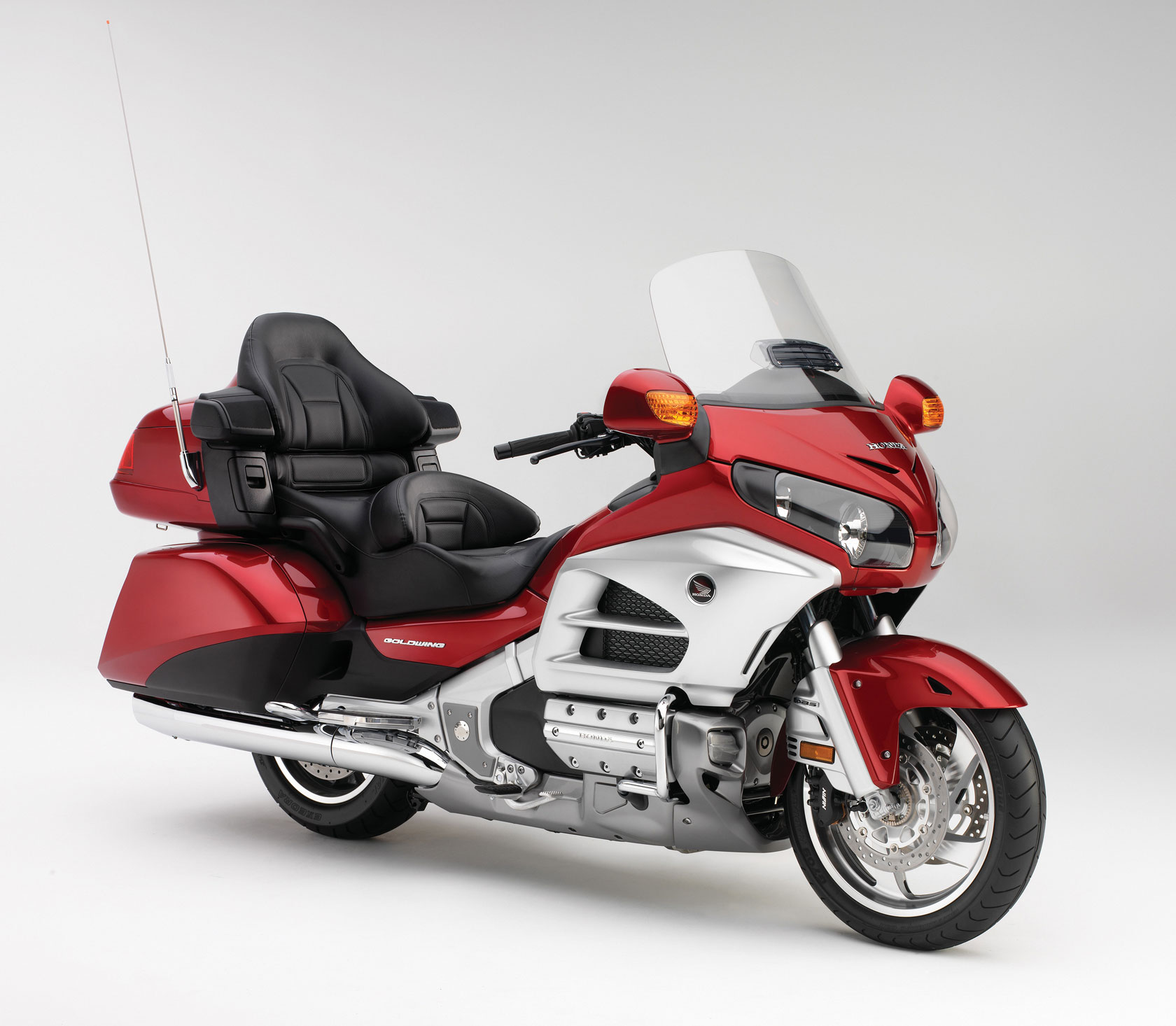 honda gold wing 1800 фото