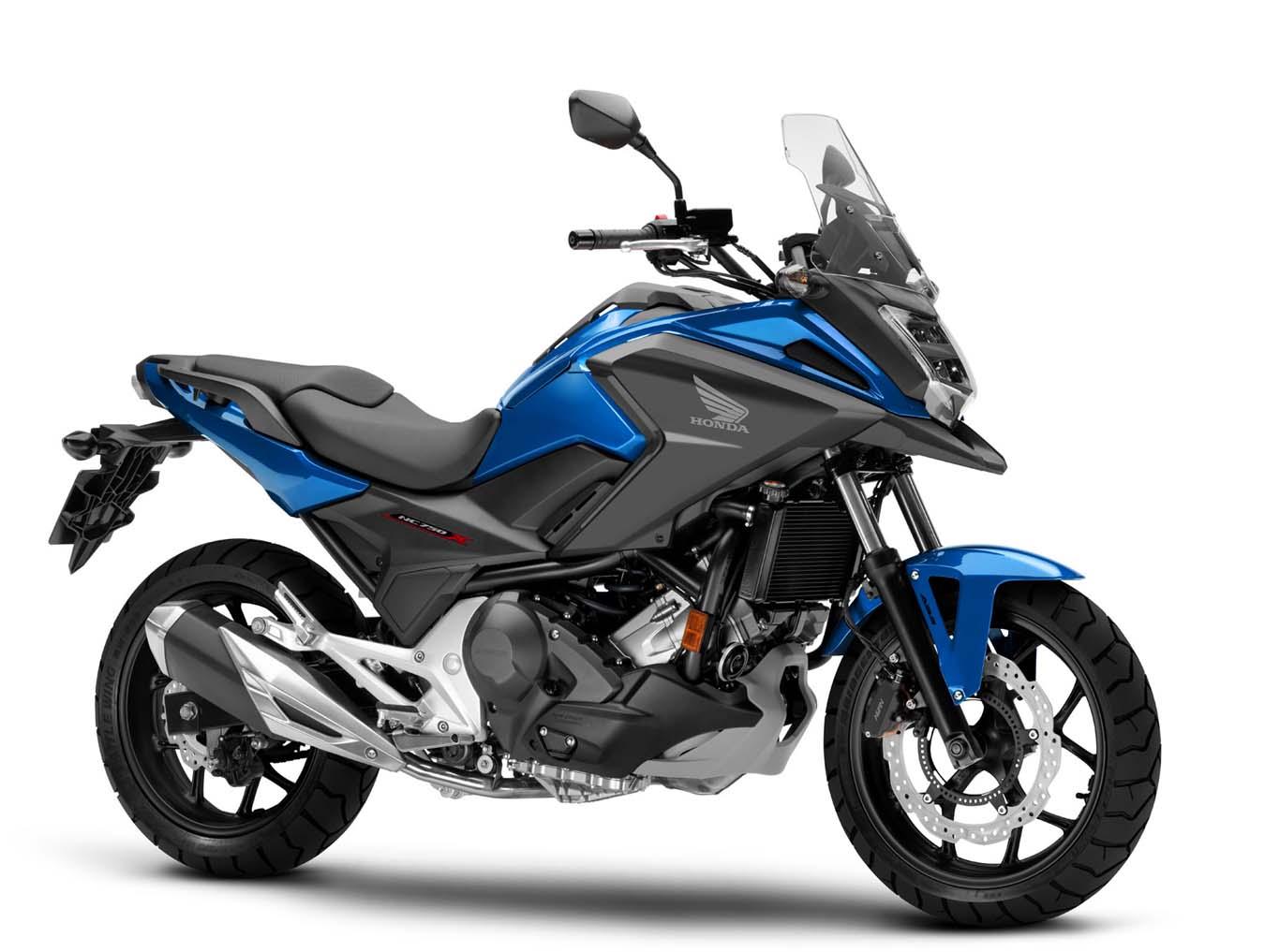 Honda NC 750X / DCT