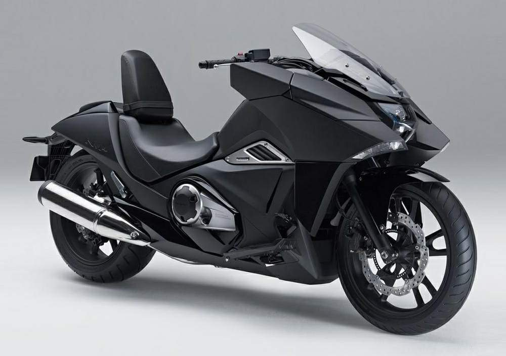 Мотоцикл Honda NM4 Vultus 2014