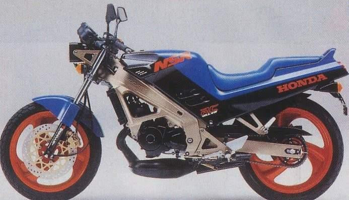 Honda nsr 125 запчасти
