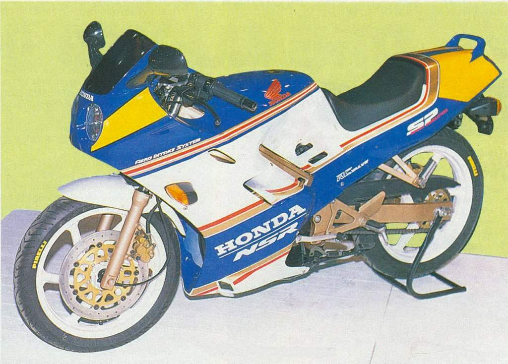 Мотоцикл Honda NSR 125R-SP Rothmans Replica 1992