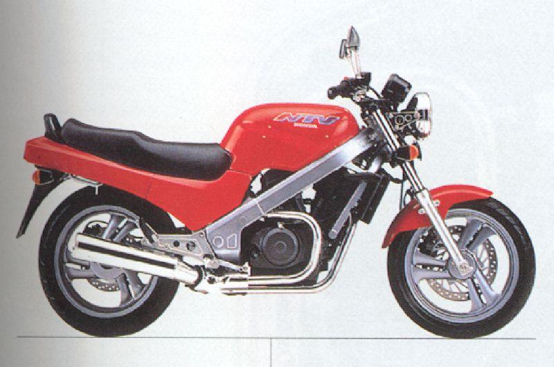 Мотоцикл Honda NTV 650 1995