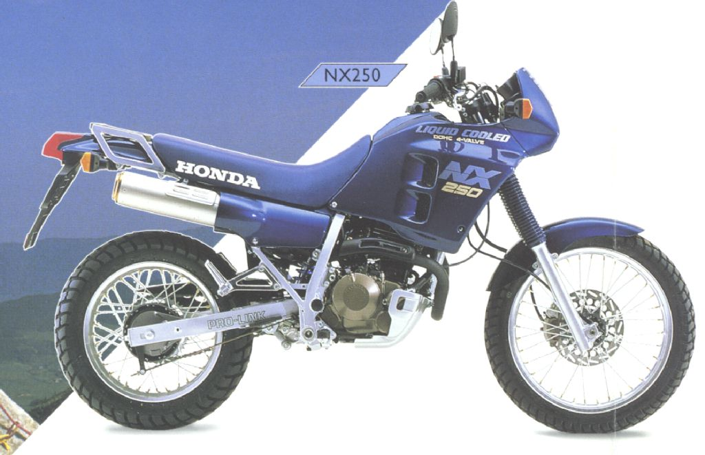 Honda NX 250 Dominator Dolice - Sprzedajemy.pl