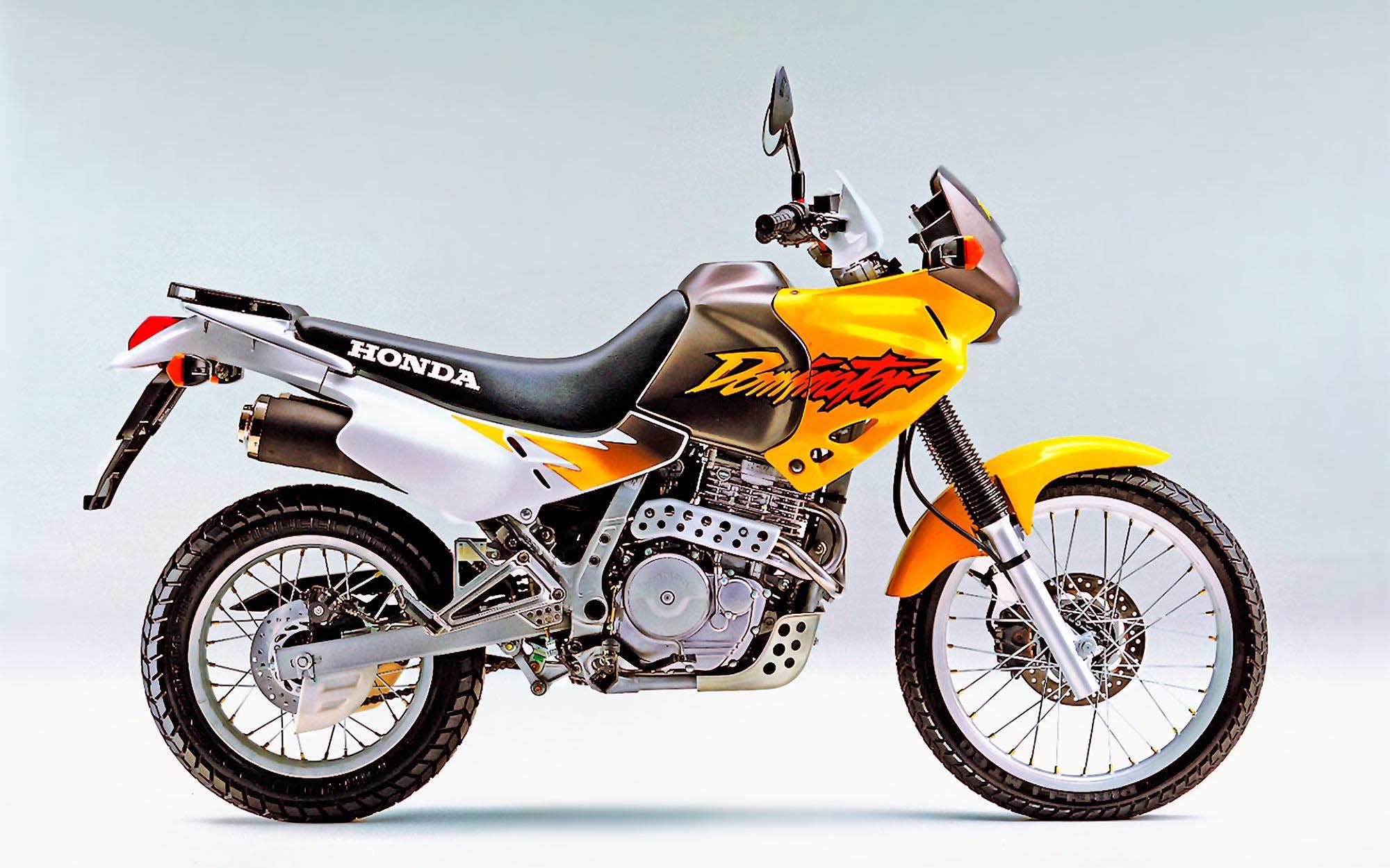 1998 Honda NX 650 Dominator | Picture 2068910