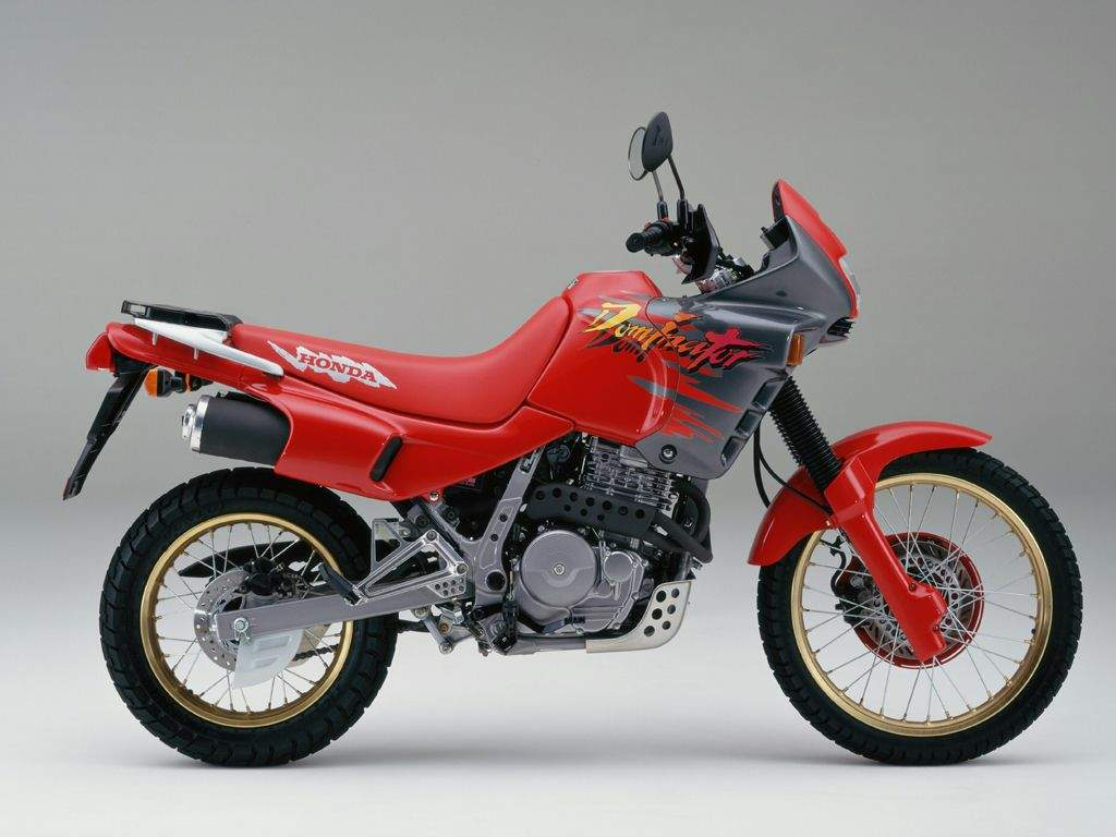 1998 Honda NX 650 Dominator specifications and pictures