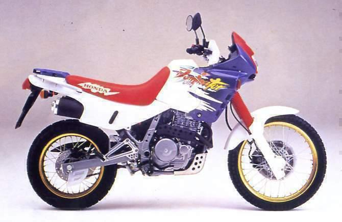 1994 Honda NX 650 Dominator   Picture 2625237