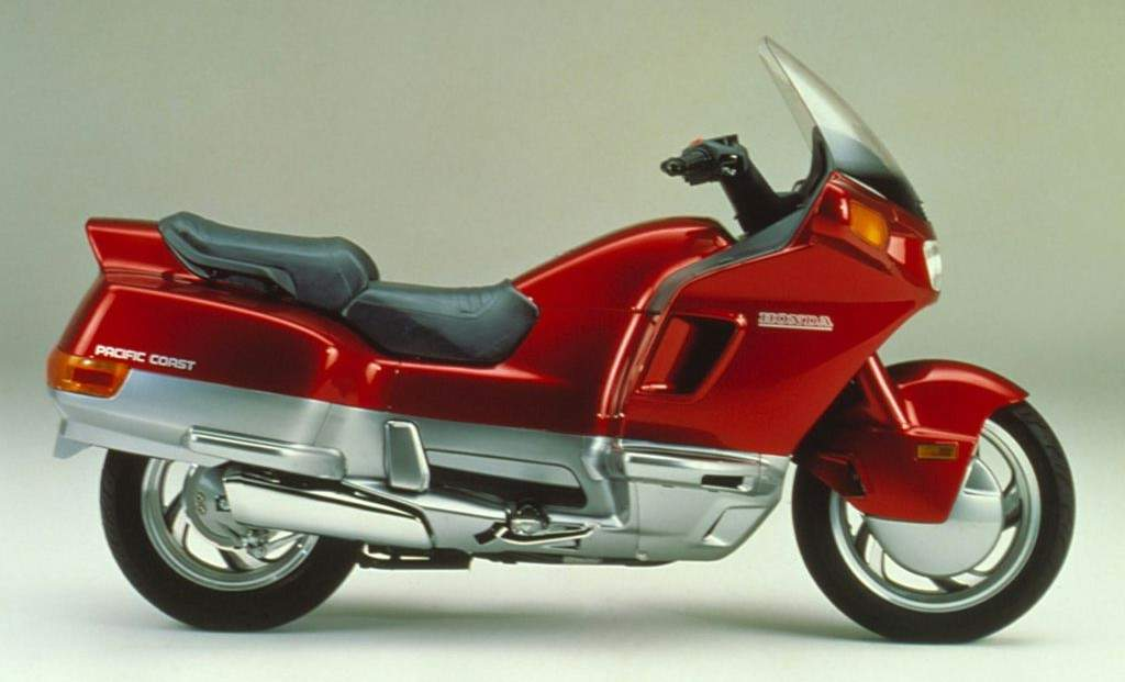 Мотоцикл Honda PC Pacific Coast 800 1989