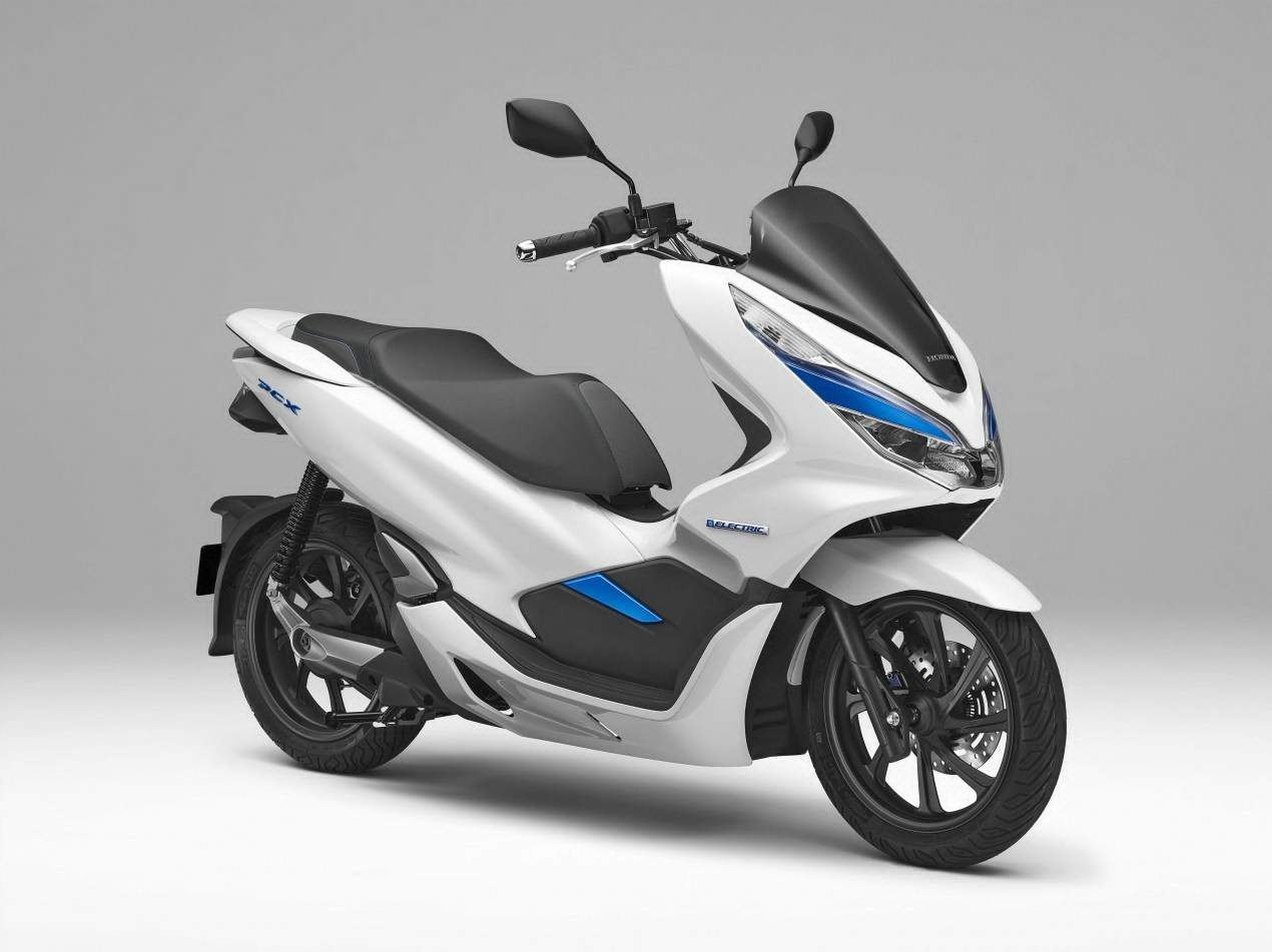 Мотоцикл Honda PCX Electric 2018