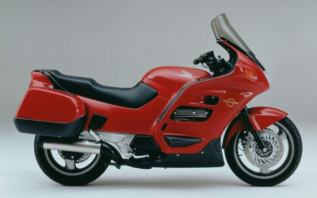 Мотоцикл Honda ST 1100 Pan European 1992